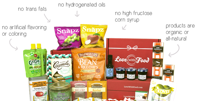 Snack Box Subscription | Gluten Free or Organic