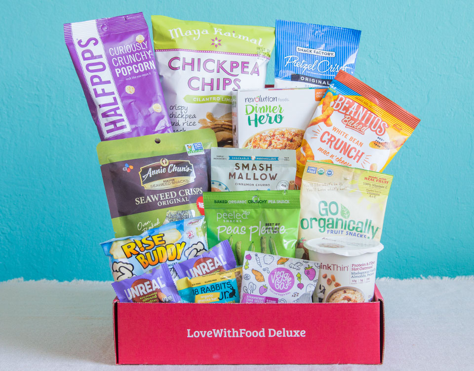 FREE Love With Food by SnackNa...