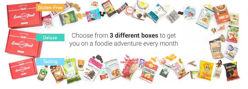 Love With Food Subscription Bo...