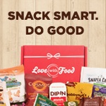 Love With Food - Snack Healthy for a Great Cause