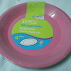 Degradable Plastic Plates