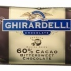Ghirardelli Bitter Sweet Chocolate Chips