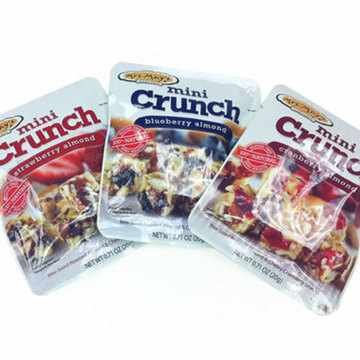 Variety Pack of Almond Mini Crunch