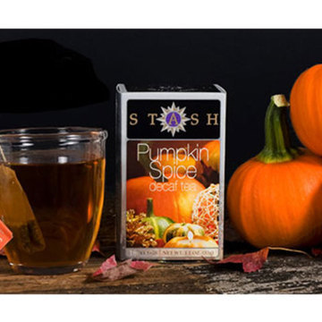 Pumpkin Spice Tea from Stash Tea