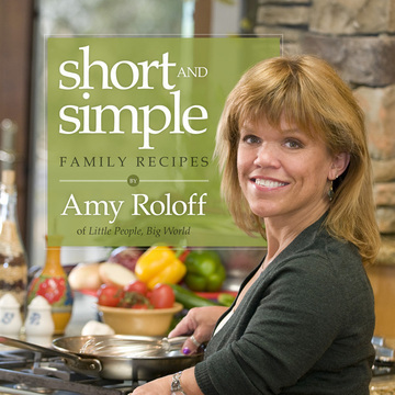 "Autographed ""Short and Simple Family Recipes"" Cookbook"
