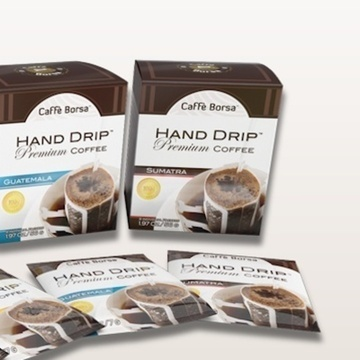 Hand Drip Single-Origin Coffee
