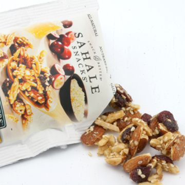 All-Natural Fruit & Almond Crunchers