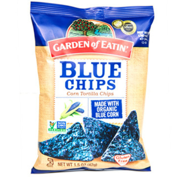 Blue Corn Tortilla Chips by Garden of Eatin Love With Food