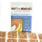 Banana Coconut Fruit Snacks