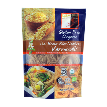 Organic Rice Vermicelli Noodles