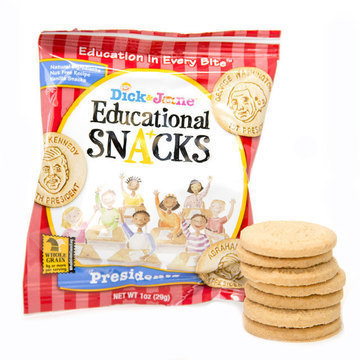 Presidents Educational Snacks