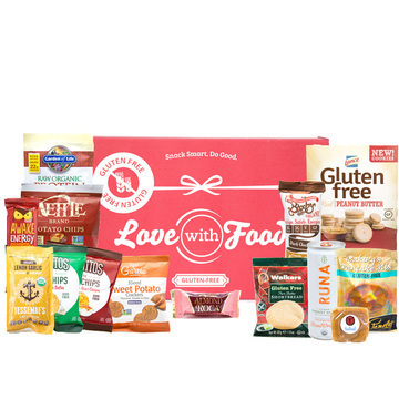 Love is Wicked October Gluten Free Box