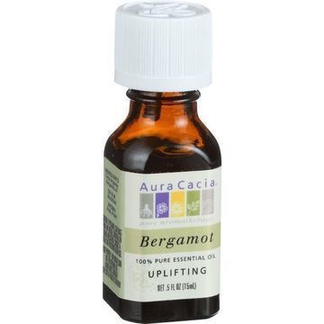 Aura Cacia - Essential Oil - Bergamot Uplifting - .5 oz