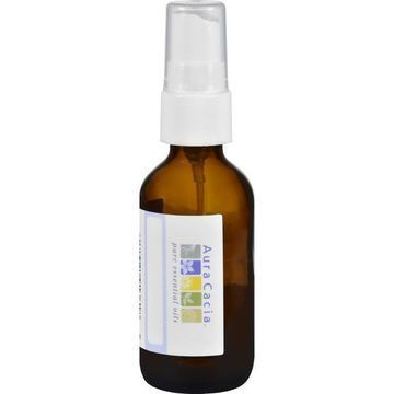 Aura Cacia - Bottle - Glass - Amber - Mist - 2 oz