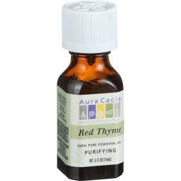 Aura Cacia - Essential Oil - Red Thyme - .5 oz