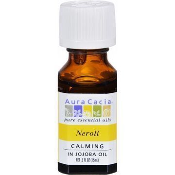 Aura Cacia - Neroli in Jojoba Oil - 0.5 fl oz