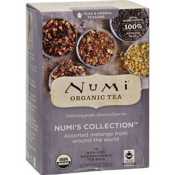 numi tea case study Here is another clear-cut case of profit being put before  in a study conducted by  teatulia, numi, zhyna's gypsy tea, choice organics, traditional.