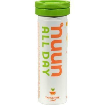 Nuun Hydration Tablets All Day -Tangerine Lime - Case of 8 - 16 Tablets