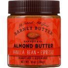 Barney Butter Almond Butter - Vanilla Bean and Espresso - 10 oz - case of 6