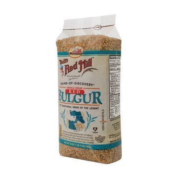 Bob's Red Mill - Red Bulgur / Hard Wheat Ala - 28 oz - Case of 4