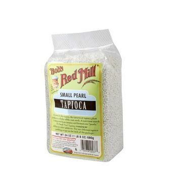 Bob's Red Mill - Small Pearl Tapioca - 24 oz - Case of 4