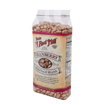 Bob's Red Mill - Cranberry Beans - 27 oz - Case of 4