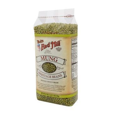 Bob's Red Mill - Mung Beans - 27 oz - Case of 4