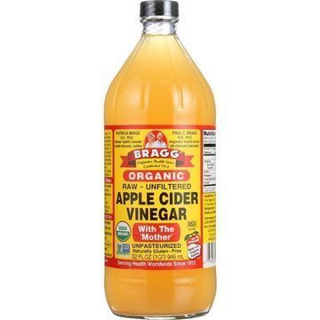 Bragg - Apple Cider Vinegar - Organic - Raw - Unfiltered - 32 oz - case of 12