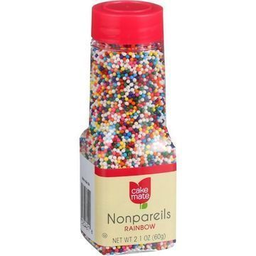 Cake Mate Decorating Bags : Cake Mate Decorating Decors - Nonpareils - Rainbow - 2.1 ...
