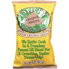 Dirty Chips - Potato Chips - Sour Cream and Onion - Case of 25 - 2 oz.