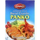 Dynasty Bread Crumbs - Panko - 3.5 oz - case of 12