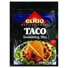 El Rio Seasoning Mix - Taco - 1.25 oz - Case of 20
