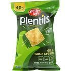 Enjoy Life - Lentil Chips - Plentils - Dill and Sour Cream - 4 oz - case of 12