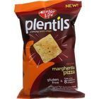 Enjoy Life Lentil Chips - Plentils - Margherita Pizza - 4 oz - case of 12
