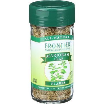 Frontier Herb Marjoram Leaf - Cut and Sifted - .4 oz