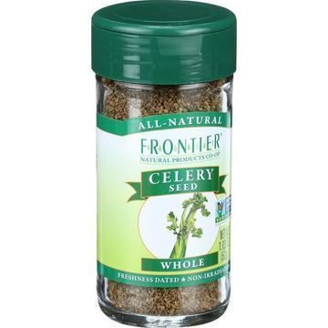 Frontier Herb Celery Seed - Whole - 1.83 oz