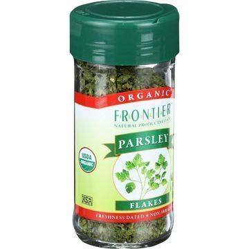 Frontier Herb Parsley Leaf - Organic - Flakes - .24 oz