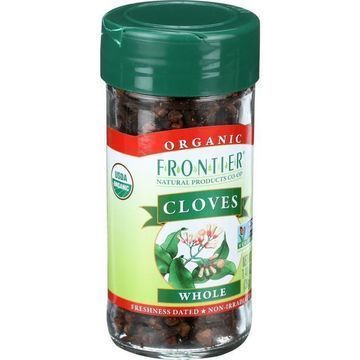 Frontier Herb Cloves - Organic - Whole - 1.40 oz