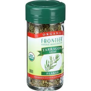 Frontier Herb Tarragon Leaf - Organic - Cut and Sifted - .42 oz