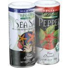 Frontier Herb Salt and Pepper Combo Pack - 9.5 oz