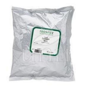 Frontier Herb Coriander Seed - Powder - Ground - Bulk - 1 lb