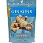 Ginger People Ginger Chews Peanut - 3 oz - Case of 24