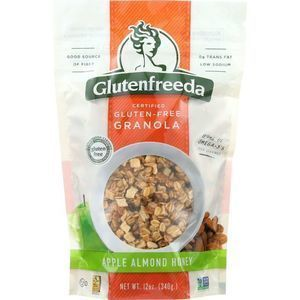 Glutenfreeda Granola - Apple Almond Honey - Gluten Free - 12 oz - case of 6