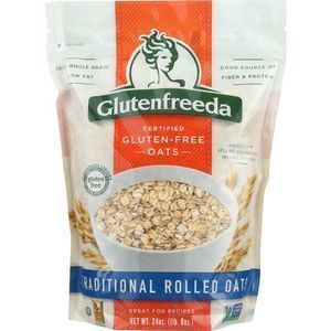 Glutenfreeda Oats - Traditional Rolled - Gluten Free - 24 oz - case of 4