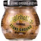 Inglehoffer - Mustard - Stone Ground - 4 oz - case of 12