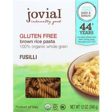 Jovial brown rice pasta