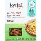 Jovial - Pasta - Organic - Brown Rice - Fusilli - 12 oz - case of 12