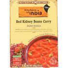 Kitchen Of India Dinner - Red Kidney Beans Curry - Rajma Masala - 10 oz - case of 6