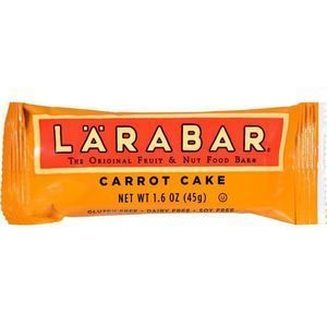 LaraBar - Carrot Cake - Case of 16 - 1.6 oz