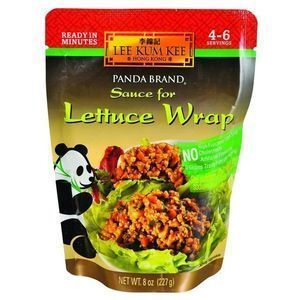 Lee Kum Kee Sauce Pandra Brand Sauce for Lettuce Wrap - 8 oz - Case of 6